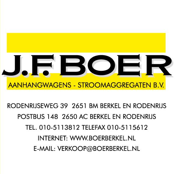 JF de boer | Boer Berkel