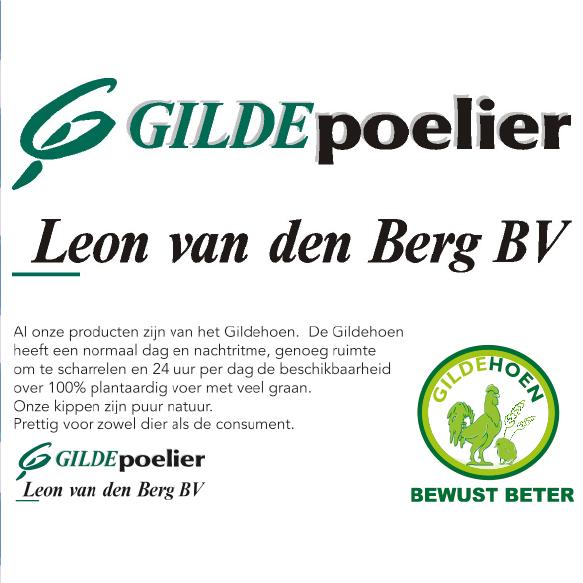 Leon van de Berg Gilde Poelier