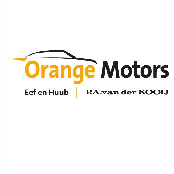 Orange motors BV| Eef en Huub – P.A. van der Kooij